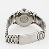 Omega, constellation, chronometer, pie-pan, armbandsur, 34 mm.