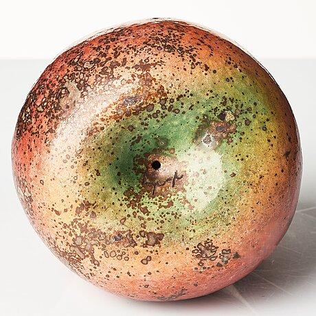 Hans hedberg, skulptur, päron, biot, frankrike.