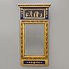 Spegel senempire 1840/50-tal.