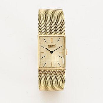 Baume & Mercier, wristwatch, 21 x 26 mm.