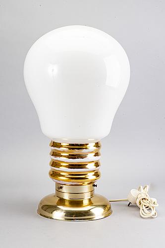 Bordslampa  2000-tal.