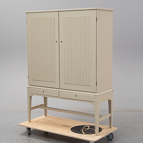 A cabinet, svensk fur.