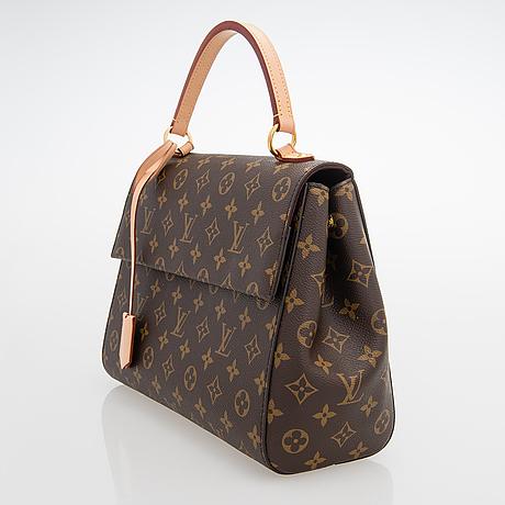 Louis vuitton, a monogram 'ckuny mm' bag.