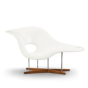 """11. Charles and Ray Eames, """"La Chaise"""", Vitra 21st Century."""