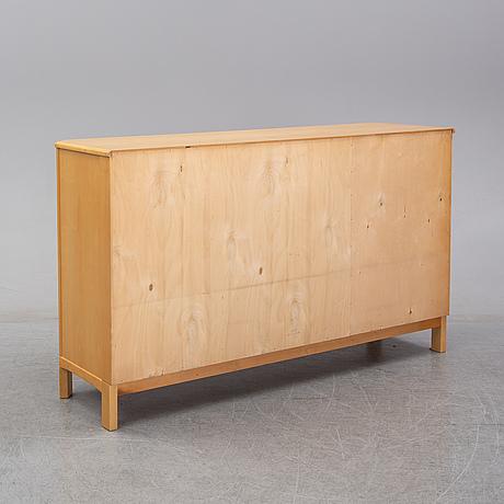 Carl malmsten, sideboard, 1900-talets andra hälft waggeryds möbelfabrik.