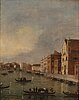Canaletto, in the manner of, oil on canvas.
