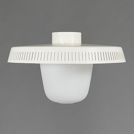 Lisa johansson-pape, a mid-20th ceiling lamp for stockmann orno.