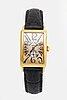 Franck muller, geneve, long island, wristwatch, 22 x 32 mm.