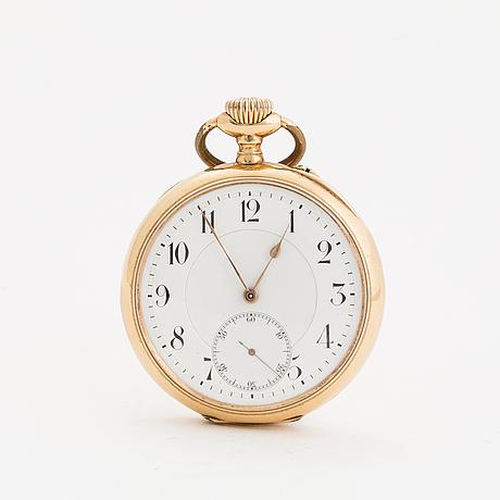 Iwc, pocket watch, 50 mm.