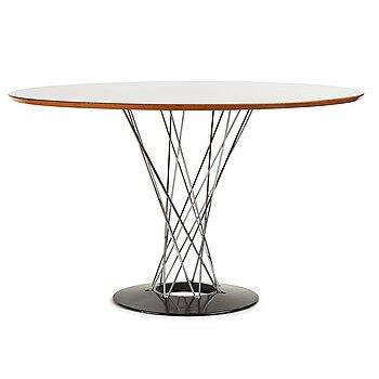 "8. Isamu Noguchi, a ""Cyclone"" table, Knoll International 1960's."