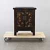 A chinese cupboard first half of 20th century.