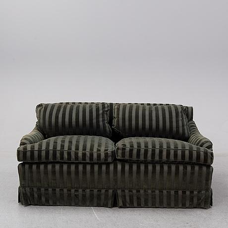 A sofa, late 20th century.