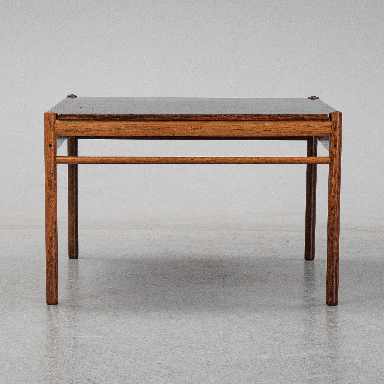 Ole Wanscher A Rosewood Coffee Table Denmark 1960s Bukowskis