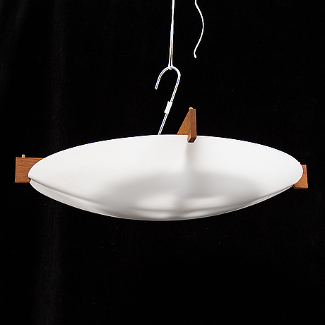 Uno och Östen kristiansson, 'plafo' ceiling light, luxus.