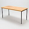 A 1960s table manufactured by fiskars, finland.