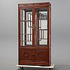 A chinese wooden cabinet, 20th century.