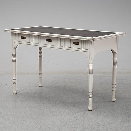 Skrivbord, tidigt 1900-tal.
