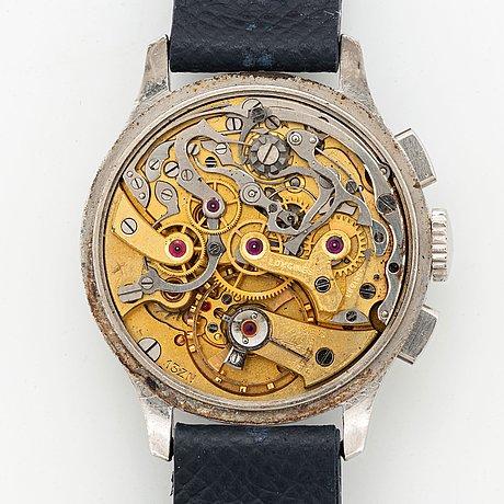 Longines, flyback-chronograph.