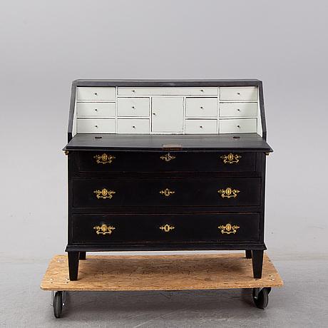 Sekretär, 1800-tal.