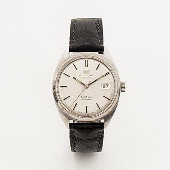 IWC, Yach Club, wristwatch, 26 (44) mm.