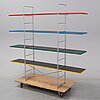 A 1980's 'guide' shelf by niels gammelgaard for ikea.