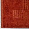 A carpet, loomed, india, ca 275 x 200 cm.