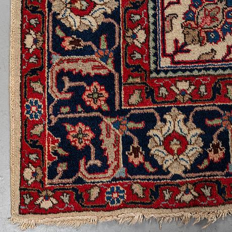 A carpet, old tabriz, ca 300 x 198 cm.