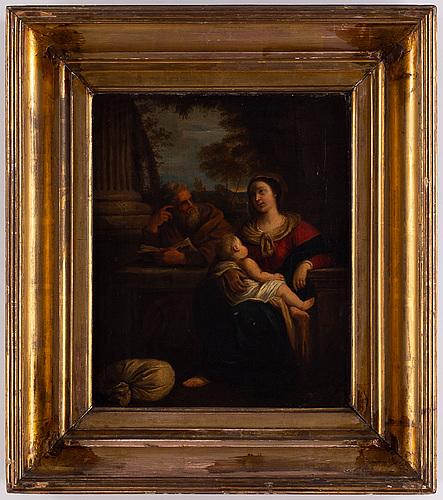 Flemish school, 17/18th century, oil on canvas.
