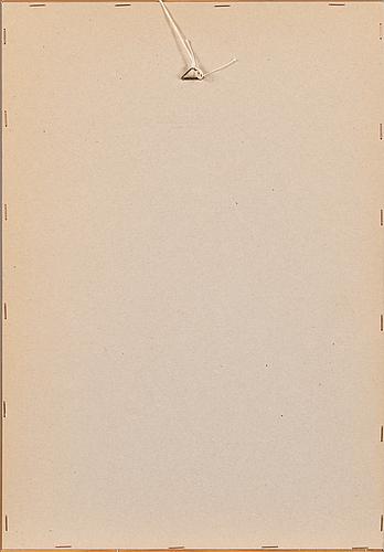 Olavi vaarula, mixed media, signed and dated-74.