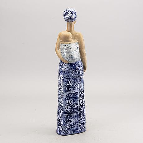 Lisa larson, a stonewear figurin from gustavsberg.