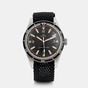 5. Omega, Seamaster 300.
