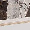 Jonas nilsson, färglitografi, 1992, signerad ea vi/xvi.