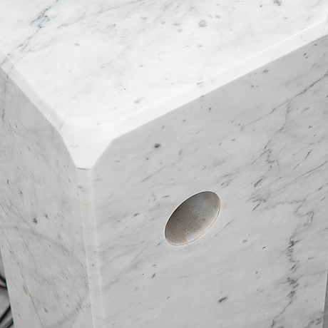 Achille & pier giacomo castiglioni, an 'arco' floor light from flos, italy.