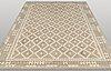 A carpet, kilim, ca 295 x 211 cm.