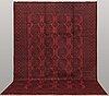 A carpet, afghan, ca 345 x 256 cm.