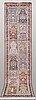 A runner silk kashmir, ca 300 x 77 cm.