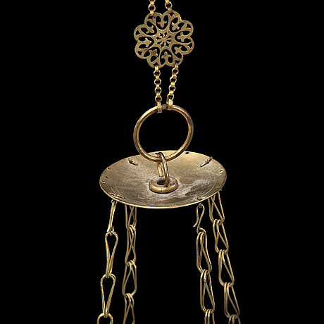 Ampel, senempire, 1800-talets mitt.