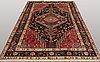 A carpet, tuyserkan, ca 305 x 185 cm.