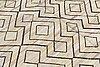 A carpet, kilim, ca 245 x 182 cm.