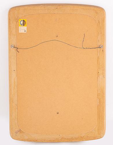 Spegel, glas & trä, 1950/60-tal.