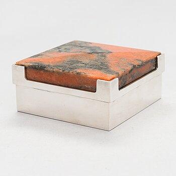 Bertel Gardberg, a box for Kultateollisuus, Turku 1969.