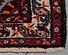 Gallerimatta, hamadan, ca 294 x 86 cm.