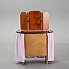 A dressing table, mid 20th century.