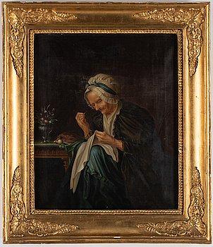Swedish artist, early 19th Century, oil on canvas.