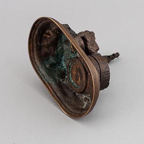Isidore bonheur, a bronze sculpture.