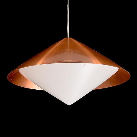 Svea winkler, a 1960's '61-343' pendant light for stockmann orno.
