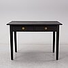 Writing desk, first half of the 20th century.