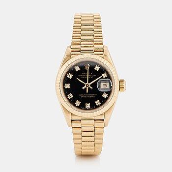 10. Rolex, Datejust.