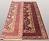 A carpet, zeigler design, ca 244 x 177 cm.