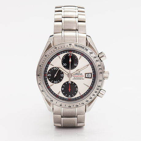 Omega, speedmaster, chronograph, wristwatch, 40 mm.